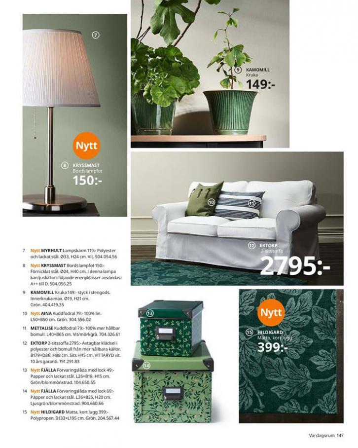 IKEA Katalogen 2020 . Page 147