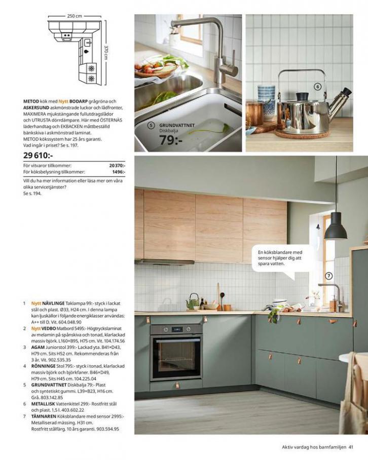 IKEA Katalogen 2020 . Page 41