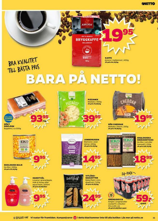 Nettobladet v10 2020 . Page 11