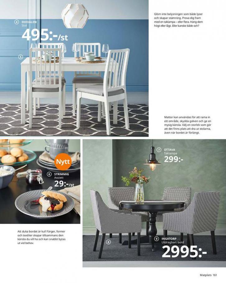 IKEA Katalogen 2020 . Page 161
