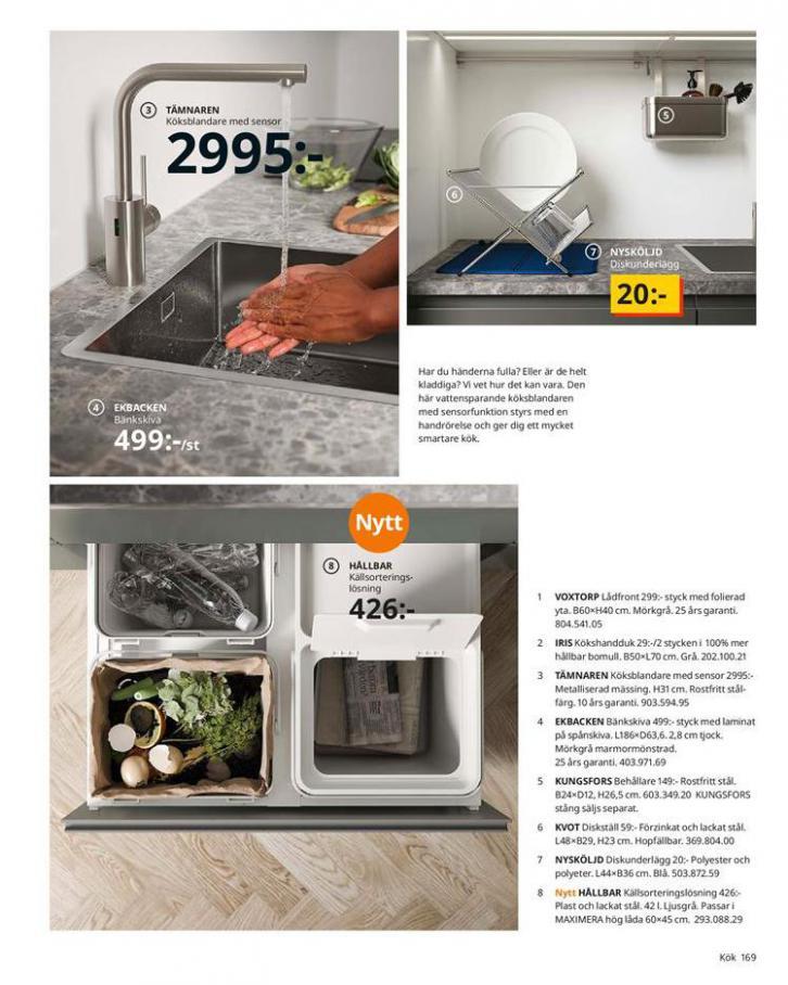 IKEA Katalogen 2020 . Page 169