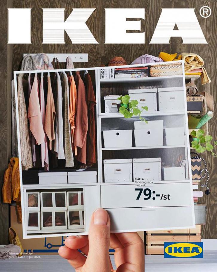 IKEA Katalogen 2020 . IKEA (2020-07-31-2020-07-31)