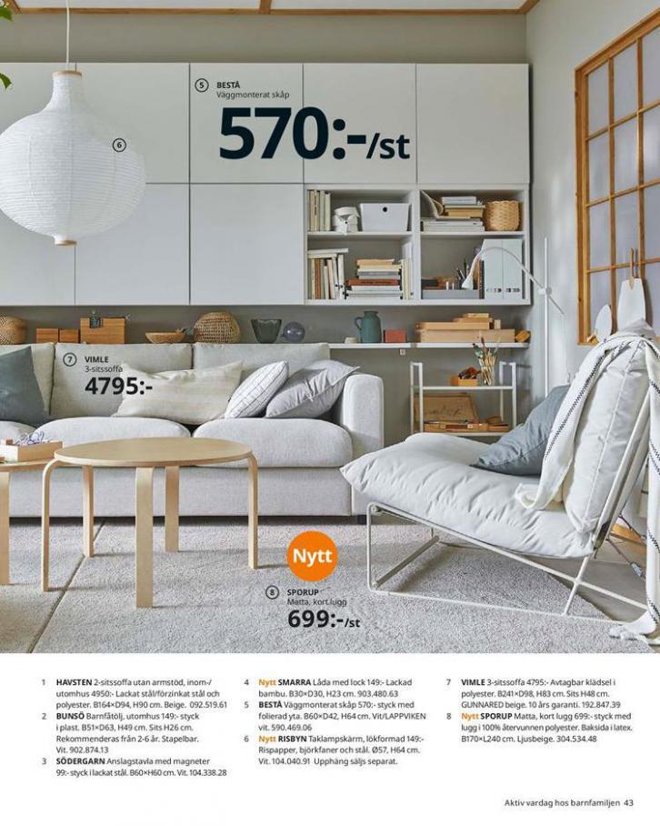 IKEA Katalogen 2020 . Page 43