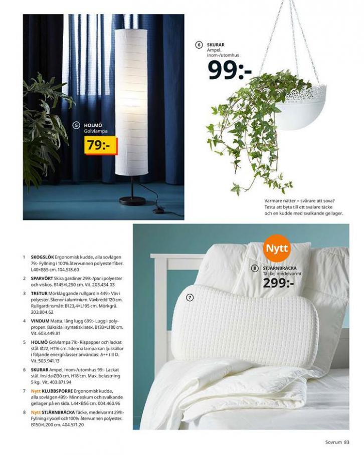 IKEA Katalogen 2020 . Page 83