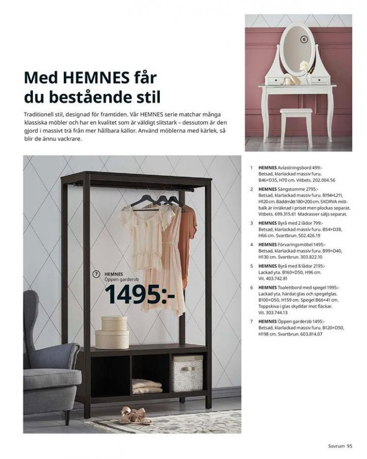 IKEA Katalogen 2020 . Page 95