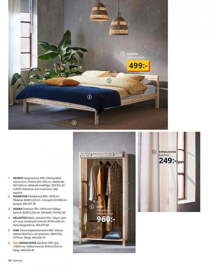 IKEA Katalogen 2020 . Page 88