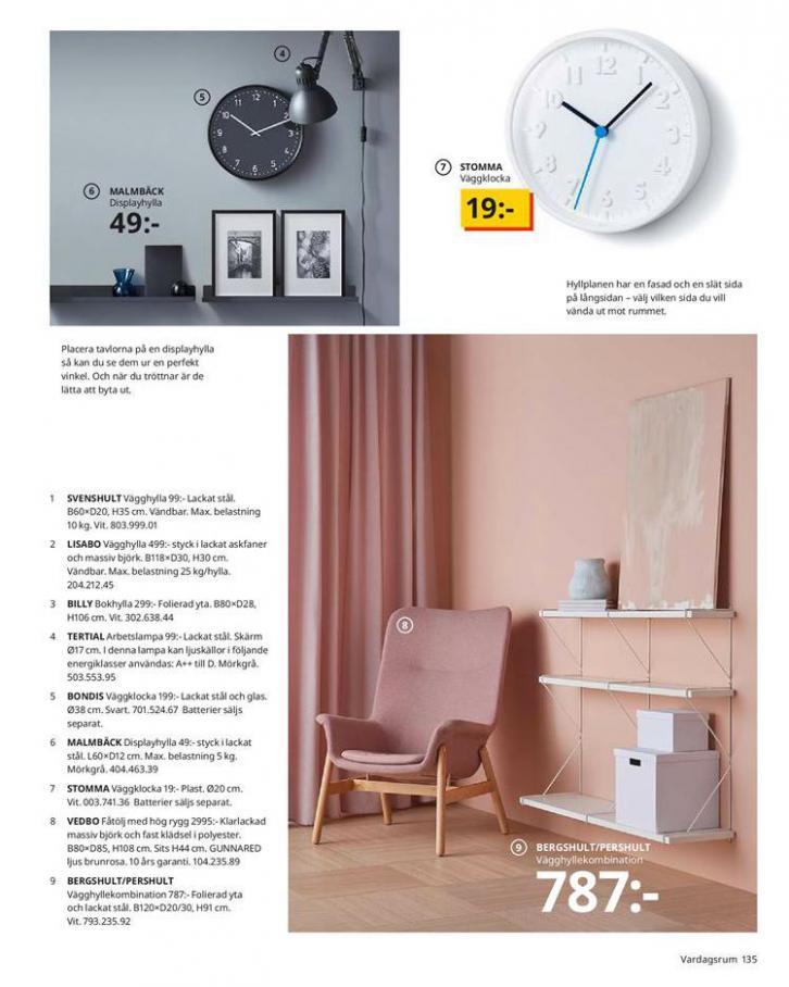 IKEA Katalogen 2020 . Page 135