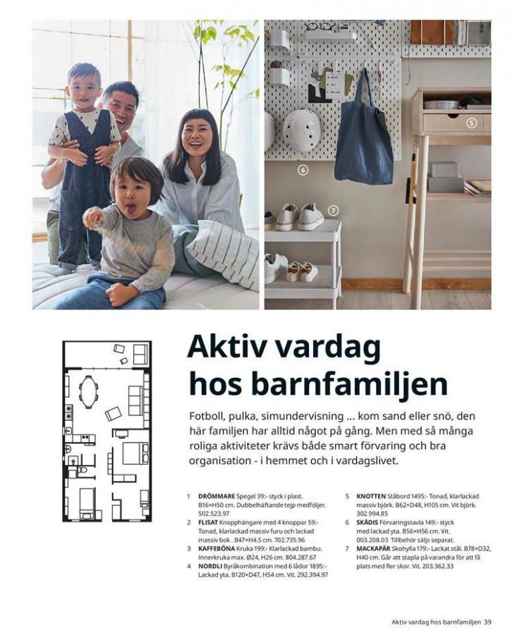 IKEA Katalogen 2020 . Page 39