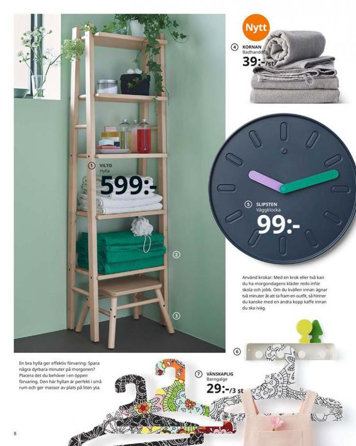 IKEA Katalogen 2020 . Page 8