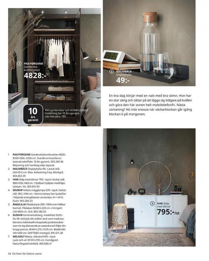 IKEA Katalogen 2020 . Page 56