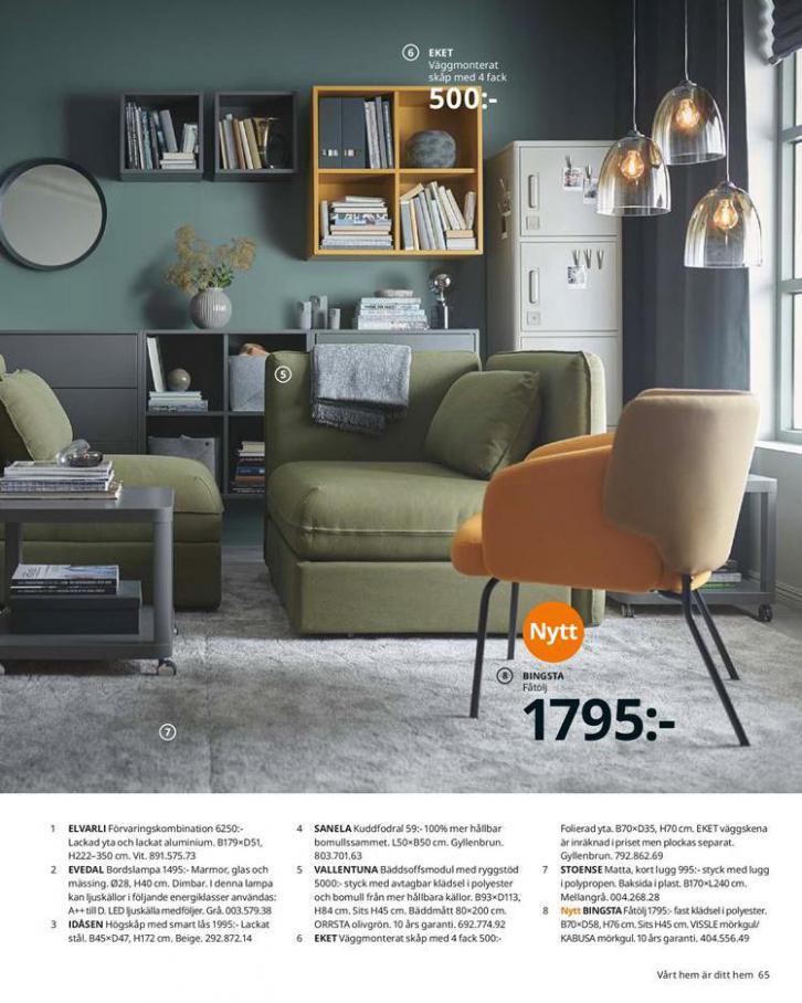 IKEA Katalogen 2020 . Page 65