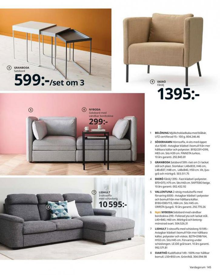 IKEA Katalogen 2020 . Page 145