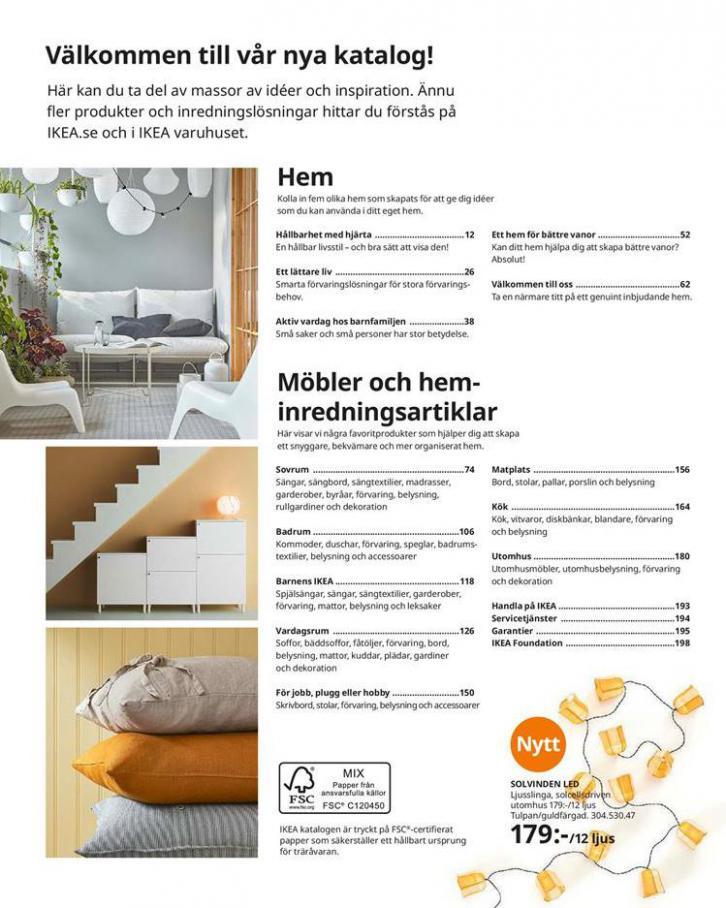 IKEA Katalogen 2020 . Page 11