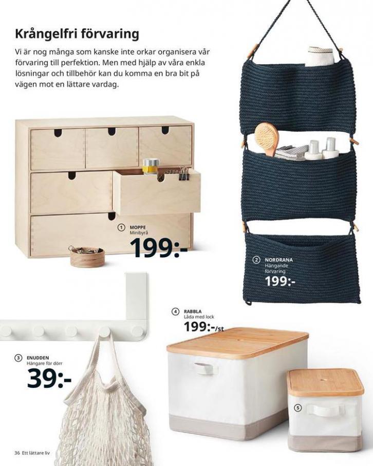IKEA Katalogen 2020 . Page 36