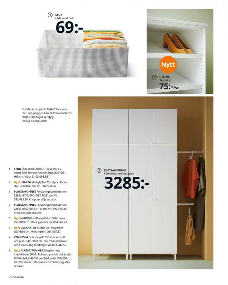 IKEA Katalogen 2020 . Page 92