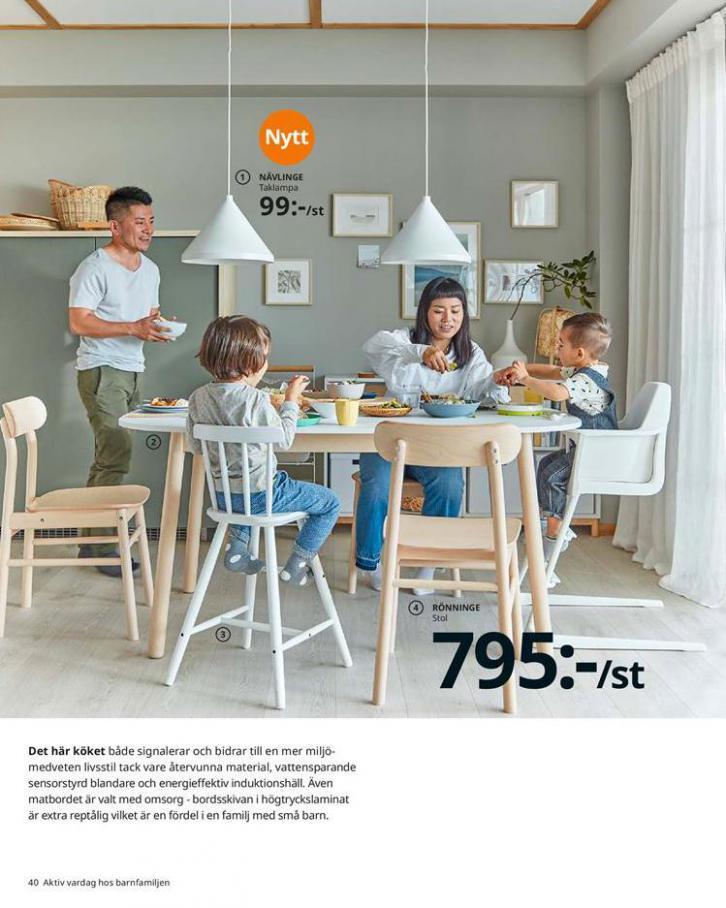 IKEA Katalogen 2020 . Page 40