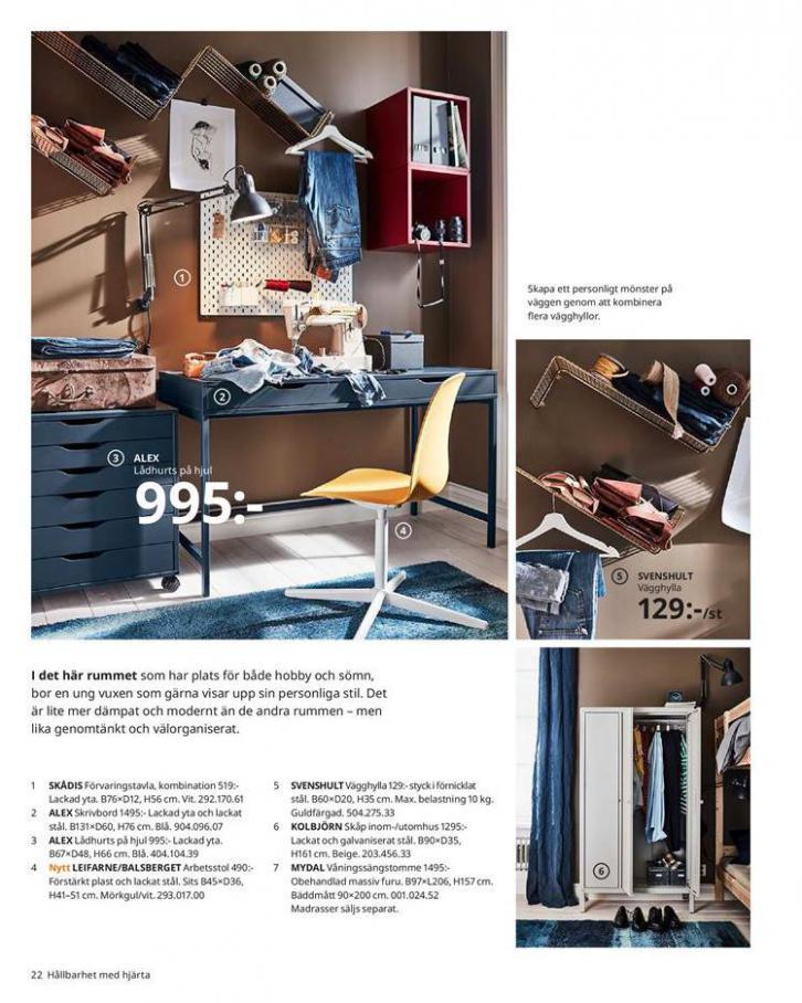 IKEA Katalogen 2020 . Page 22