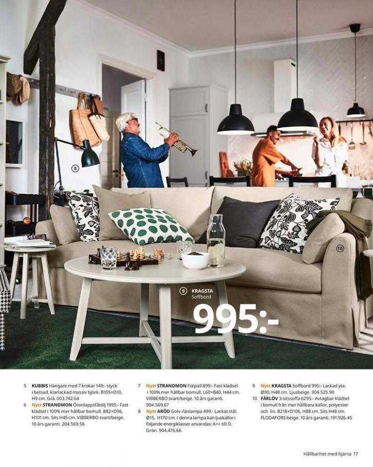 IKEA Katalogen 2020 . Page 17