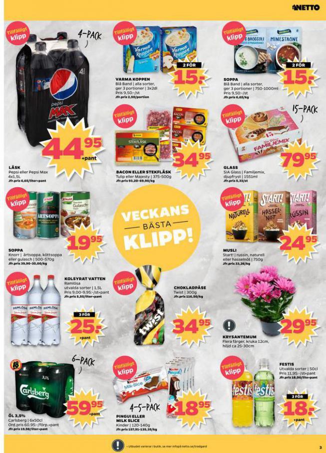 Nettobladet v8 2020 . Page 3