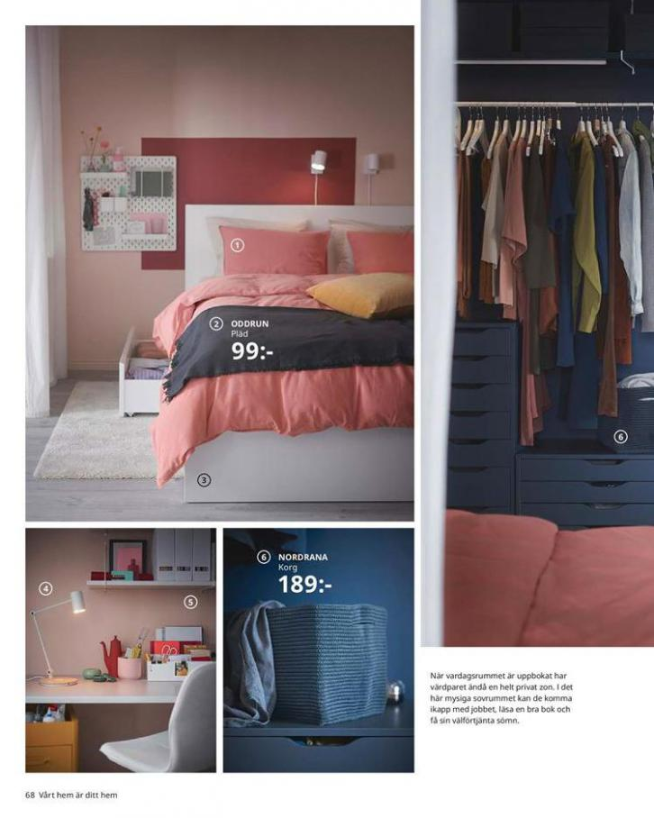 IKEA Katalogen 2020 . Page 68
