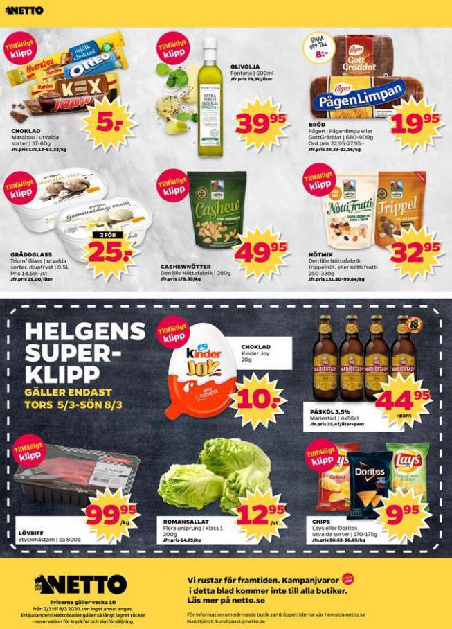 Nettobladet v10 2020 . Page 12