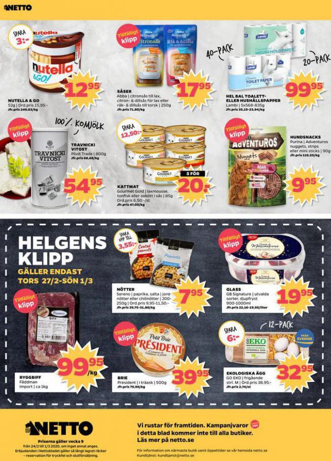 Nettobladet v9 2020 . Page 12