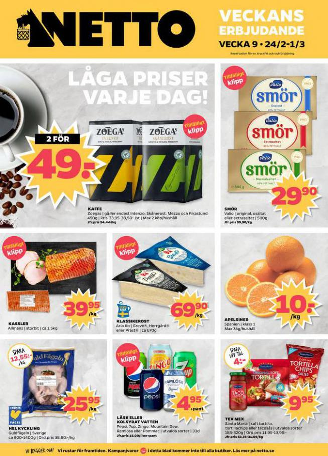 Nettobladet v9 2020 . Netto (2020-03-01-2020-03-01)