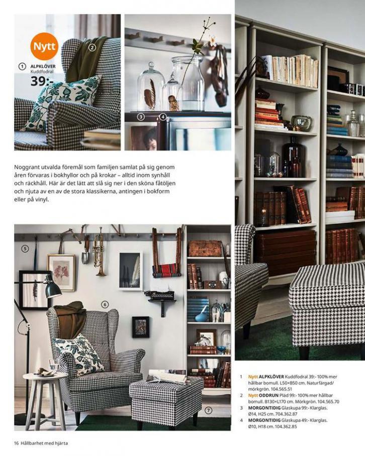 IKEA Katalogen 2020 . Page 16