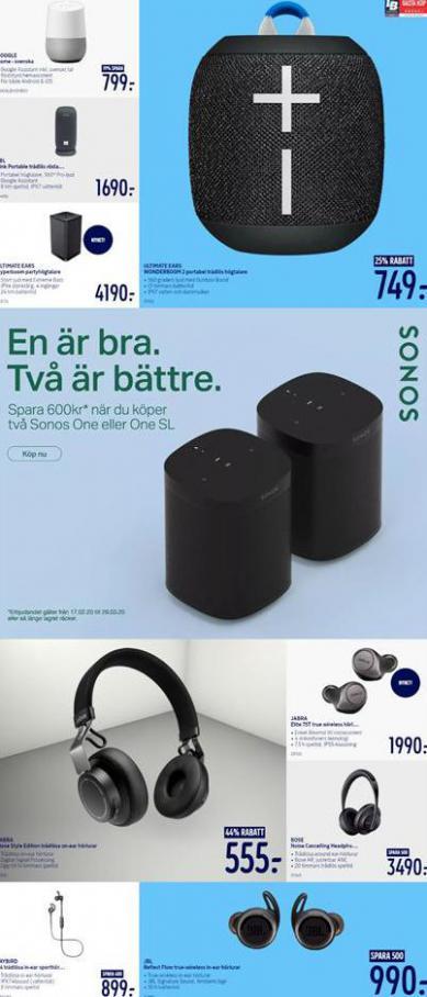 Elgiganten Erbjudande Boka Online, Hämta I Butik . Page 8