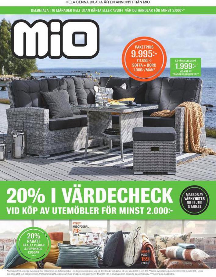 Mio Erbjudande 20% I Värdecheck . Mio (2020-04-14-2020-04-14)