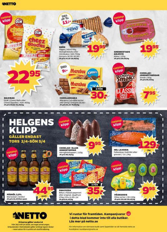 Nettobladet v14 2020 . Page 12