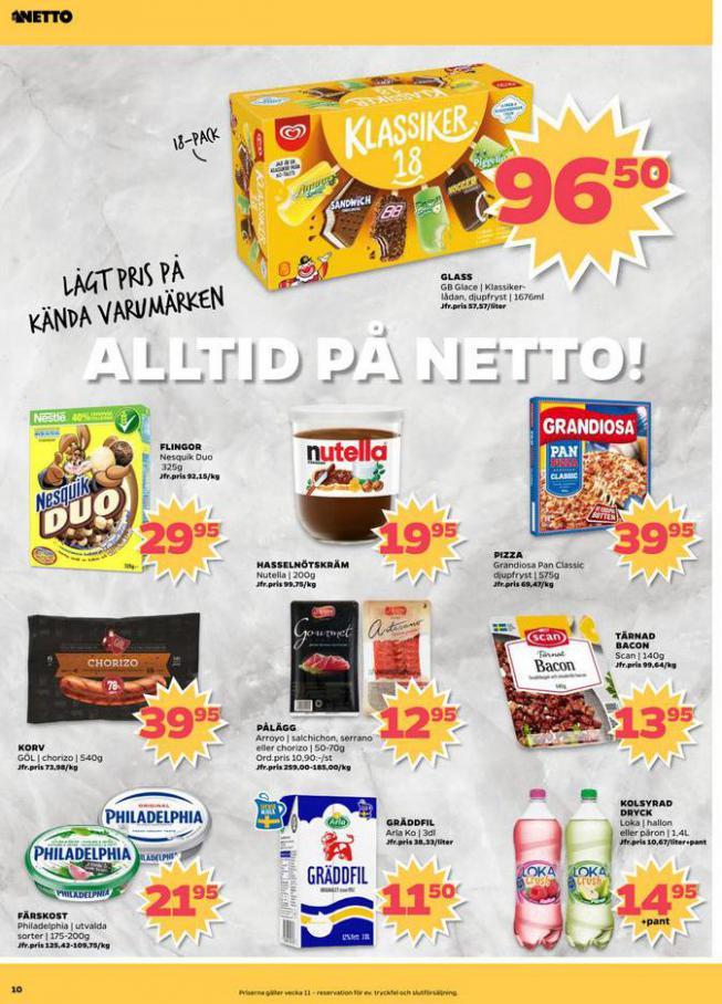 Nettobladet v11 2020 . Page 10