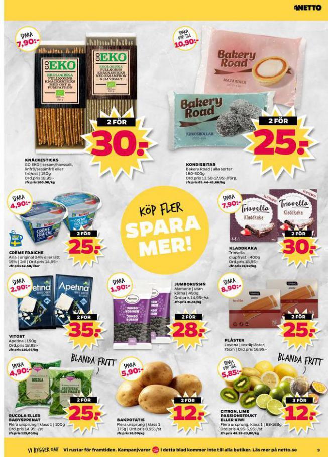 Nettobladet v14 2020 . Page 9