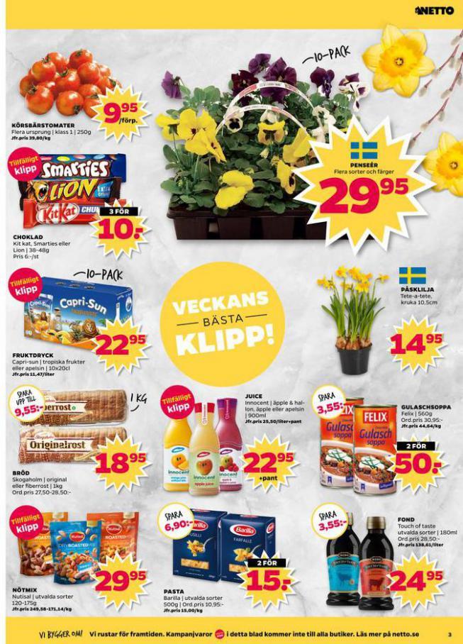 Nettobladet v14 2020 . Page 3
