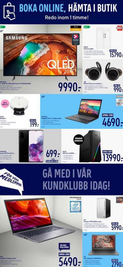 Elgiganten Erbjudande Boka Online, Hämta I Butik . Elgiganten (2020-03-29-2020-03-29)