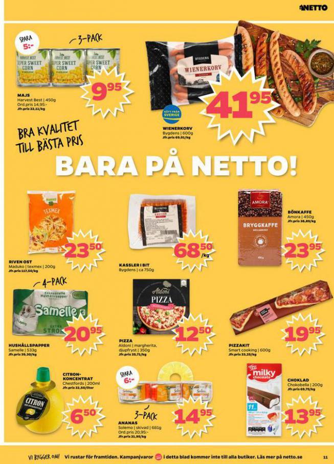 Nettobladet v13 2020 . Page 11