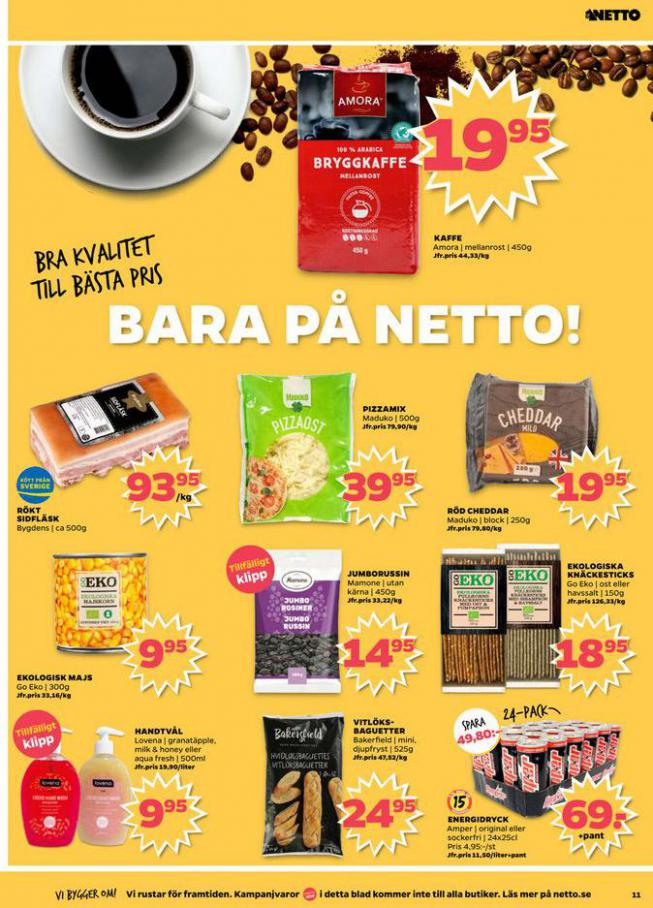 Nettobladet v11 2020 . Page 11