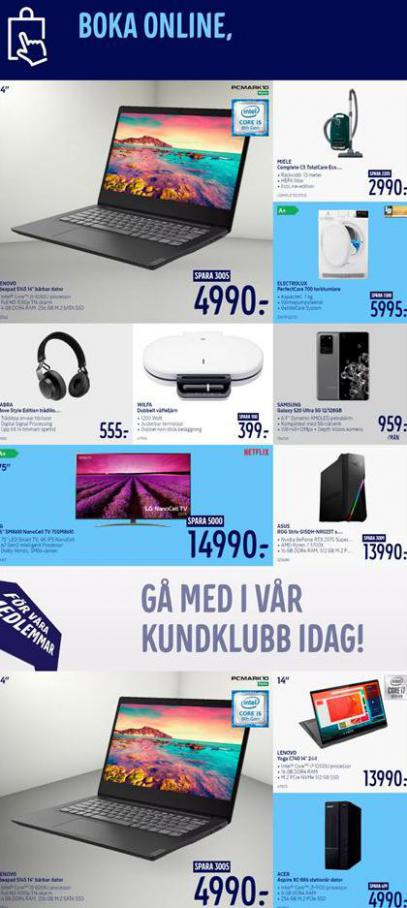 Elgiganten Erbjudande Boka Online, Hämta I Butik . Elgiganten (2020-03-22-2020-03-22)