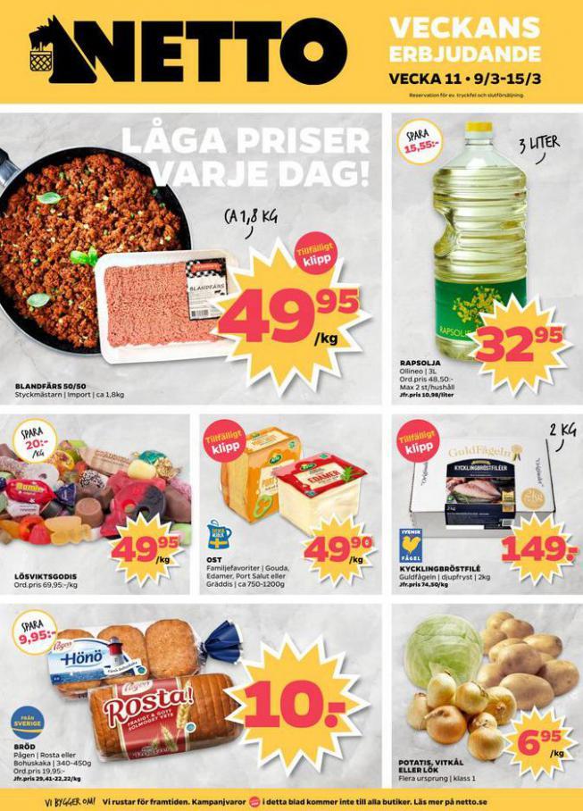 Nettobladet v11 2020 . Netto (2020-03-15-2020-03-15)