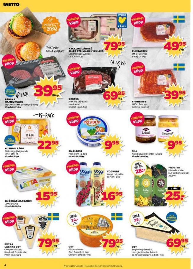 Nettobladet v14 2020 . Page 4