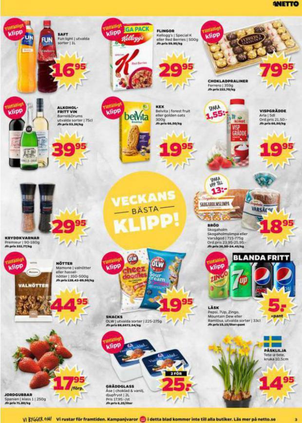 Nettobladet v12 2020 . Page 3