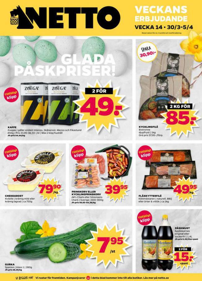 Nettobladet v14 2020 . Netto (2020-04-05-2020-04-05)