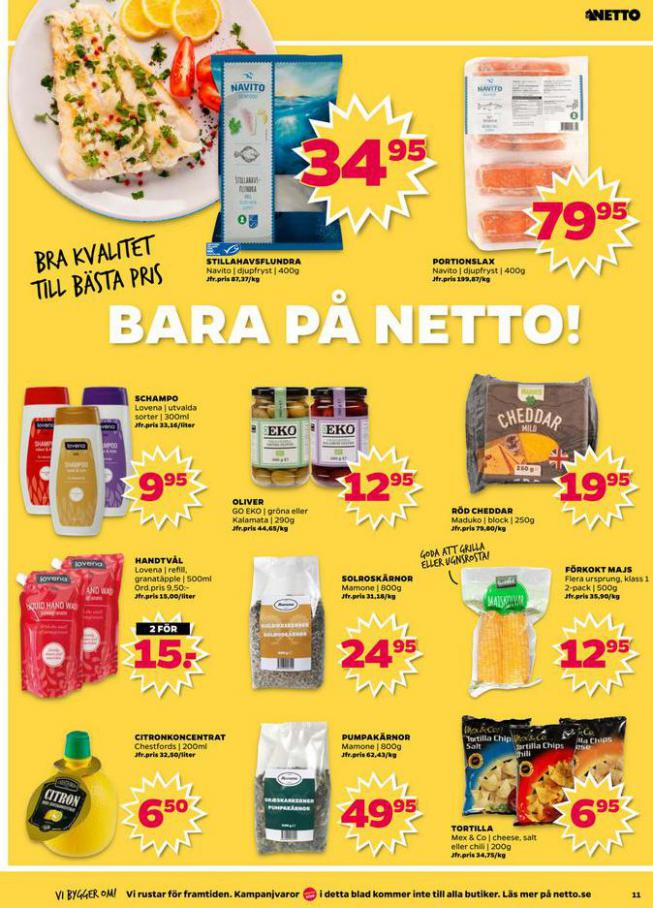 Nettobladet v14 2020 . Page 11