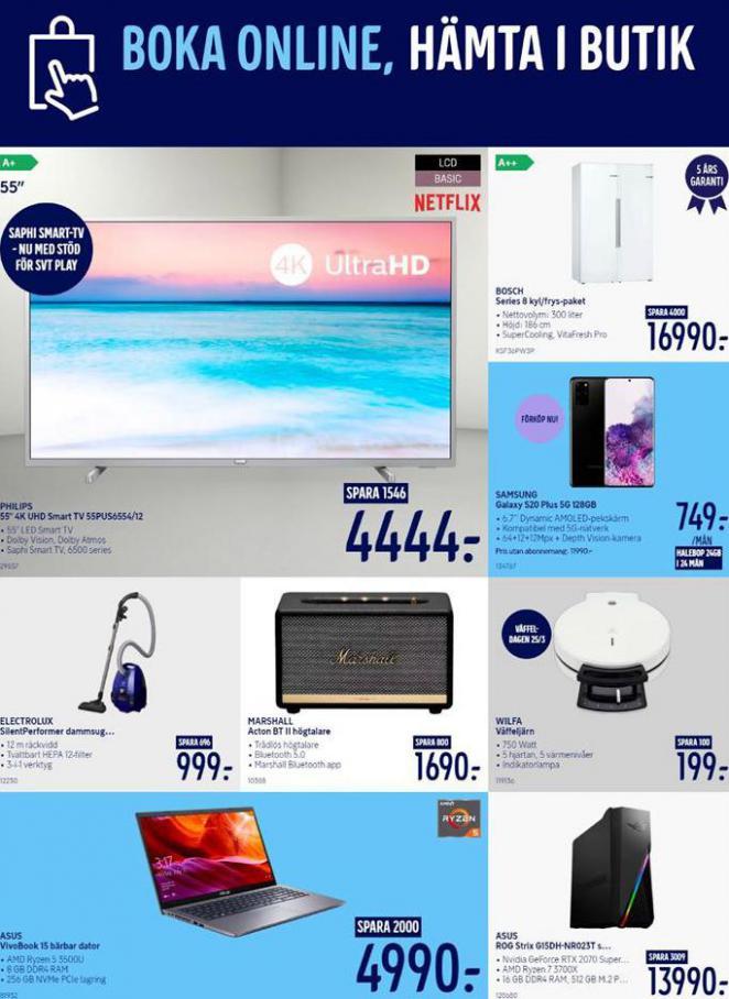 Elgiganten Erbjudande Boka Online, Hämta I Butik . Elgiganten (2020-03-15-2020-03-15)