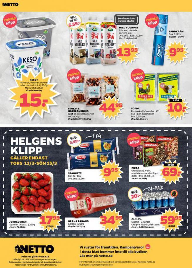 Nettobladet v11 2020 . Page 12