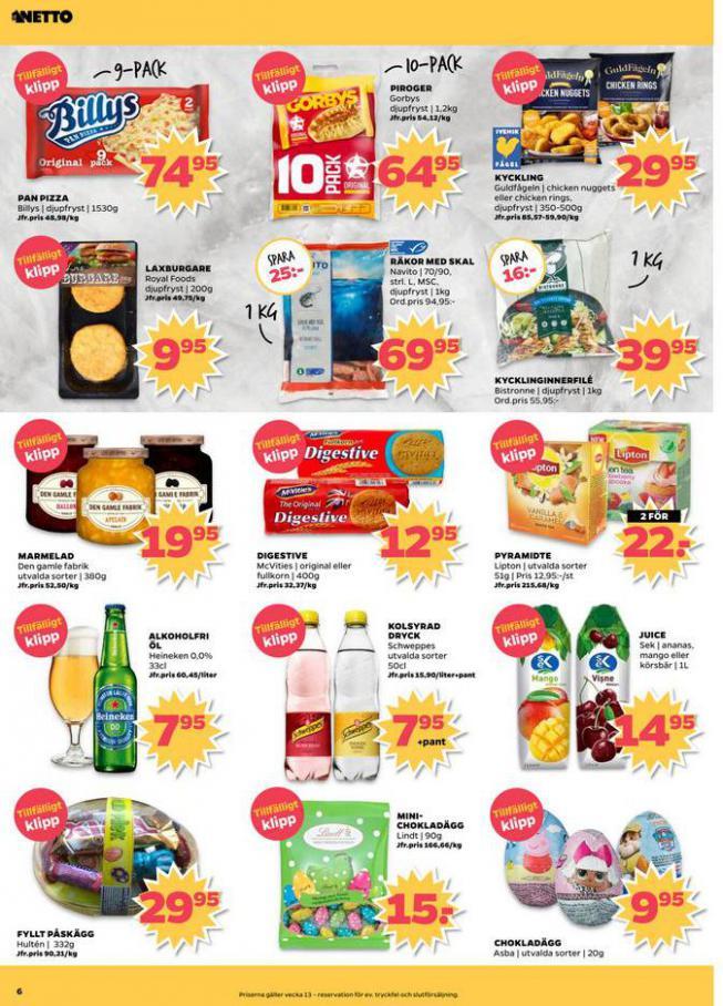 Nettobladet v13 2020 . Page 6