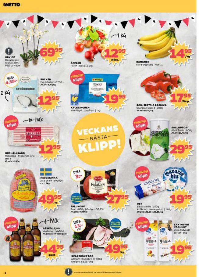 Nettobladet v13 2020 . Page 2