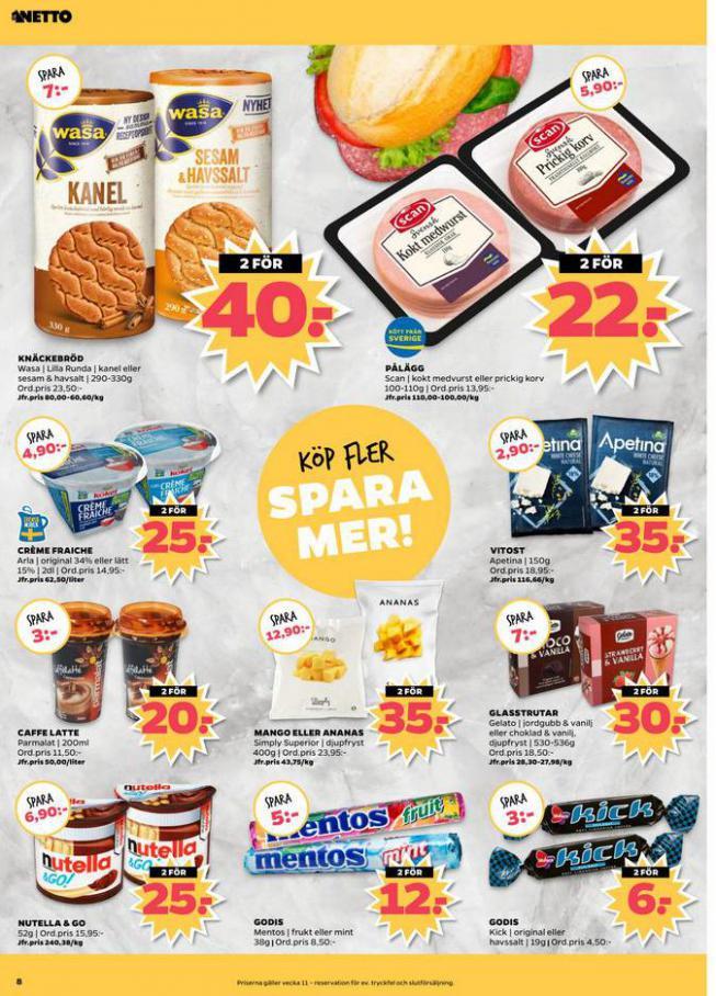Nettobladet v11 2020 . Page 8