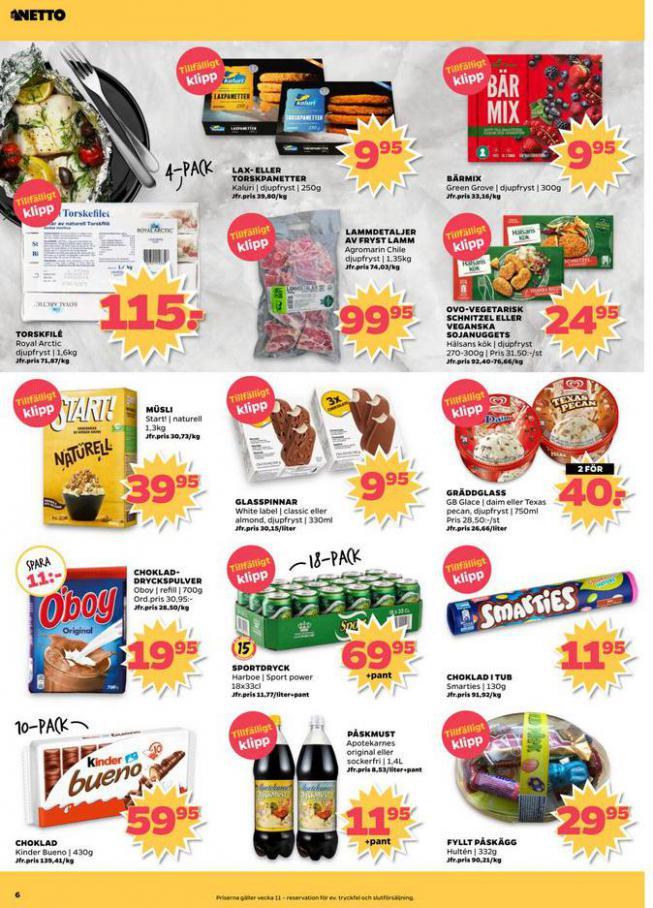 Nettobladet v11 2020 . Page 6