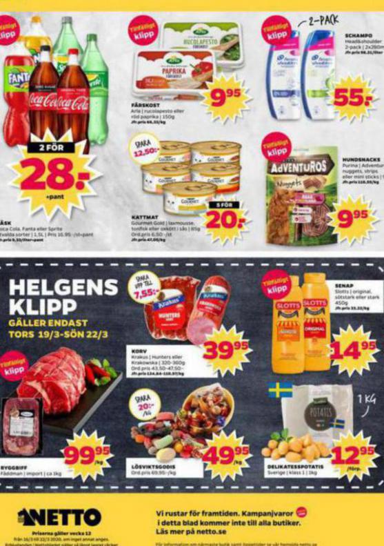Nettobladet v12 2020 . Page 12